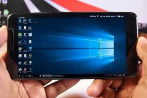 Windows 10 для андроид